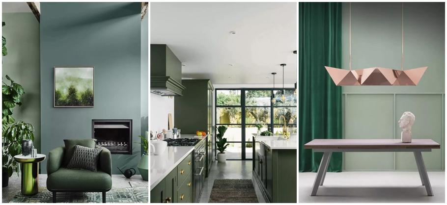 色彩对于室内无缝壁画情感铺陈的重要作用